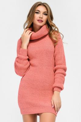 вязаное платье купить оптом женские вязаные платья от